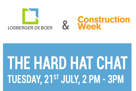 CW & Losberger De Boer team up for 'The Hard Hat Chat' webinar