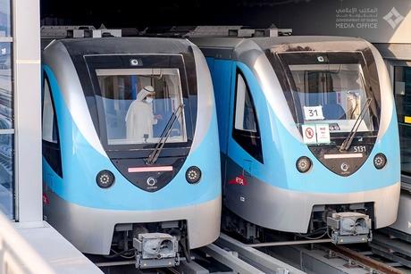 Dubai's 15km Route 2020 metro expansion inaugurated
