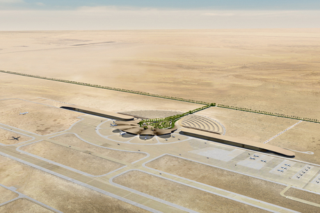 Nesma & Partners, Almabani ink contracts for TRSDC airport delivery