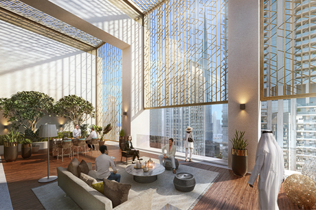 Emaar's Burj Crown scheduled for October 2023 completion