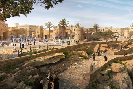 """""""First glimpse"""" of Diriyah Gate to be revealed by early 2021"""