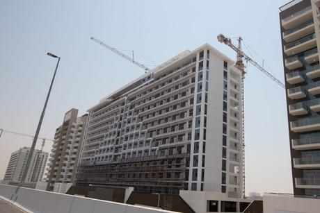 Azizi Development's Star project hits 75% completion