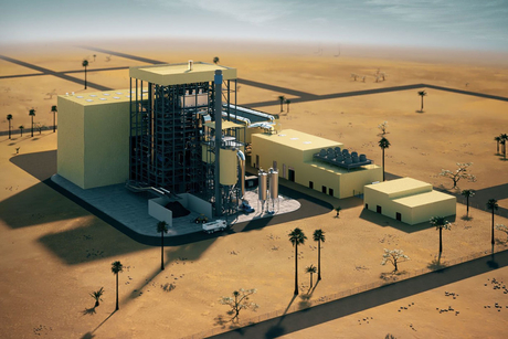 EWTE's Sharjah plant achieves 1 million safe manhours