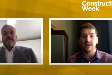 CW Expert Interviews   Diriyah Gate's construction update in Saudi Arabia