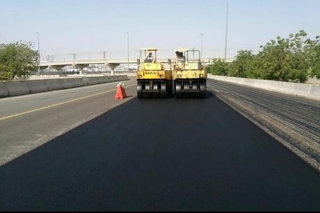 KSA MOT upgrades roads in Makkah for Hajj