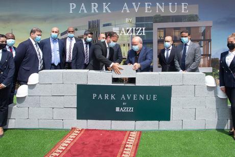 Ground breaks on Azizi Developments' Avenue project
