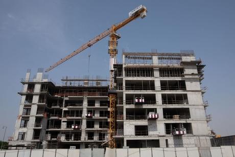 Construction 35% complete at Azizi's 245-unit Berton in Dubai's Al Furjan