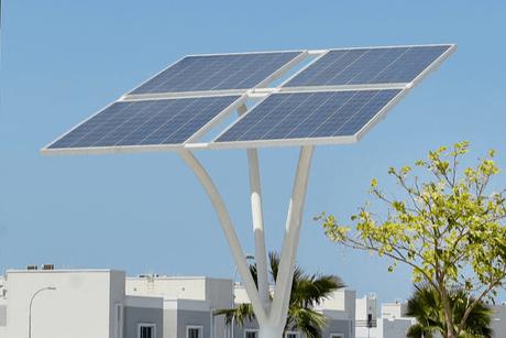 Bahrain's Diyar Al Muharraq installs solar trees across 12.2km2 site