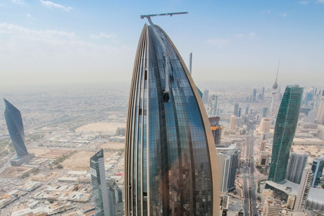 SSH delivers 127,000m2 NBK headquarters tower in Kuwait