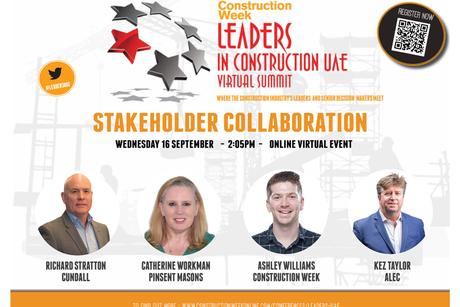 Leaders UAE 2020: Stakeholder Collaboration speakers confirmed