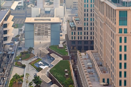 DIFC's Gate Avenue awarded LEED Gold Certification
