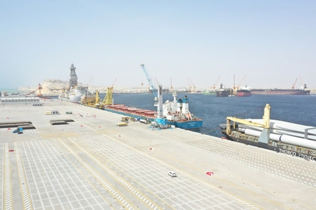 SEZAD to hand over main buildings at Duqm Port