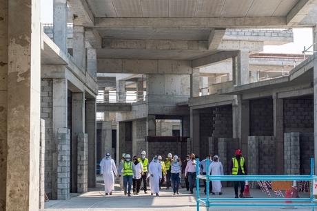 Shurooq reveals progress on House of Wisdom, Sharjah Sustainable City