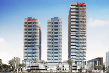 Bloom Properties' launches 43-storey 'Tower A' of Bloom Towers