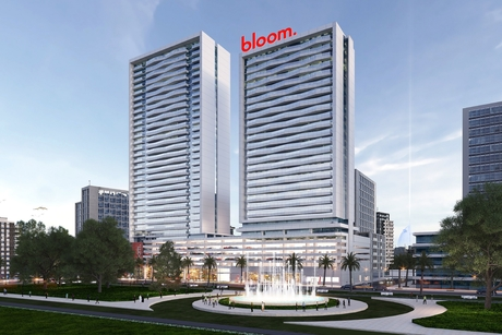 Construction of Bloom Towers 90% complete, Bloom Heights hits 77%