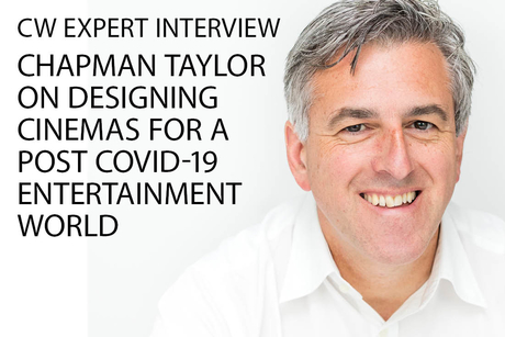 Chapman Taylor on designing cinemas for a post COVID-19 entertainment world