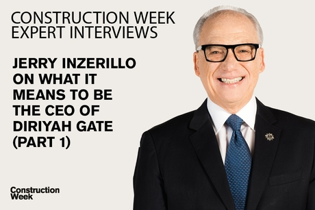 Jerry Inzerillo on what it means to be CEO of Diriyah Gate (Part One)