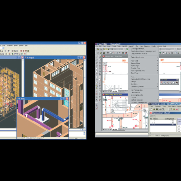 Integrated Software For Hvac Design Business Construction Week Online