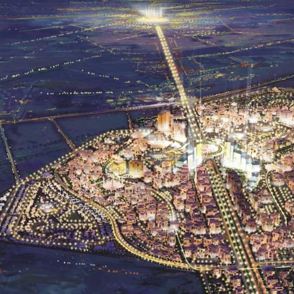 Chapman Taylor Wins Contract For 587m Downtown Kec In Madinah Projects And Tenders Construction Week Online