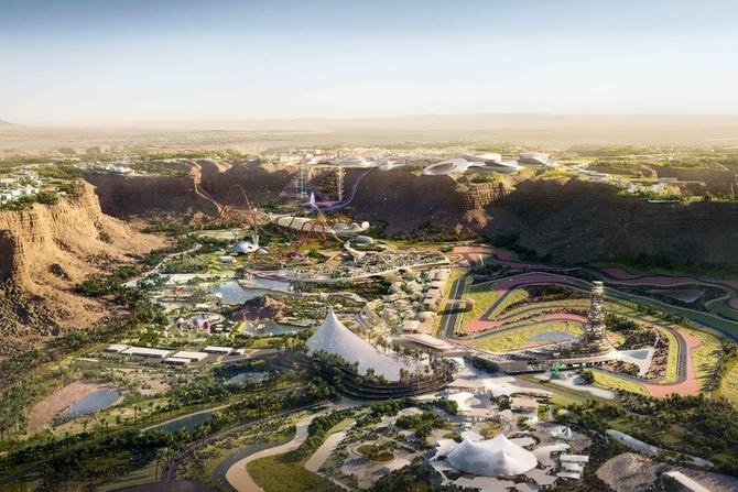 CW In Focus   Highlighting major developments at 334km2 Qiddiya