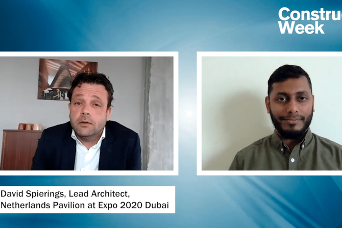 "CW Expo Series | David Spierings on #Expo2020's ""Harvesting Machine"""