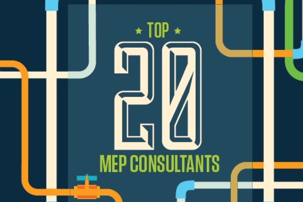 Top 20 MEP Consultants 2018