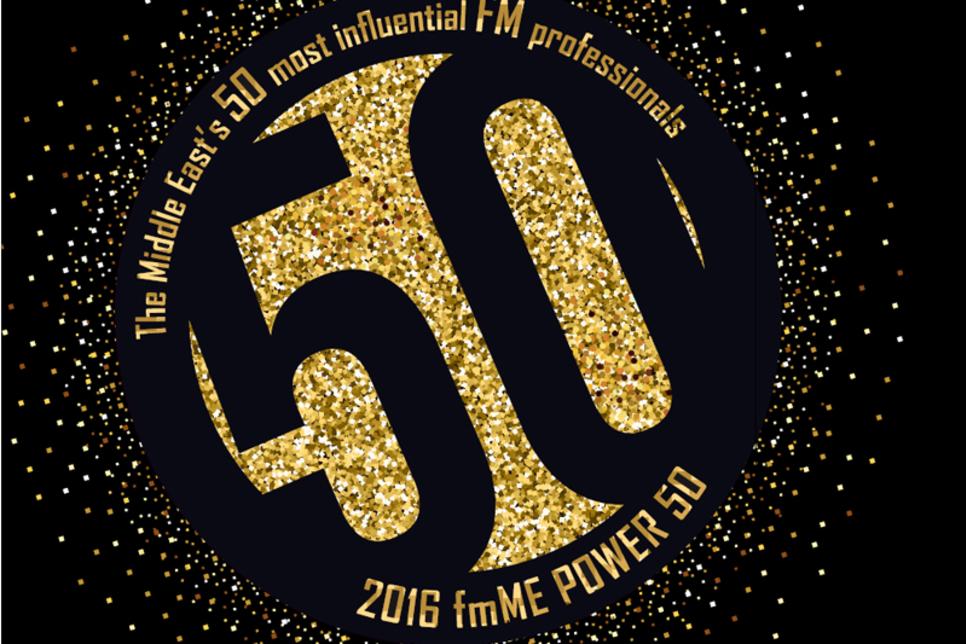 Top 50 Facilities Management 2016