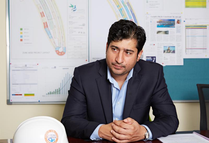 Shiraz Hasan, group chief executive officer of Tech Group.