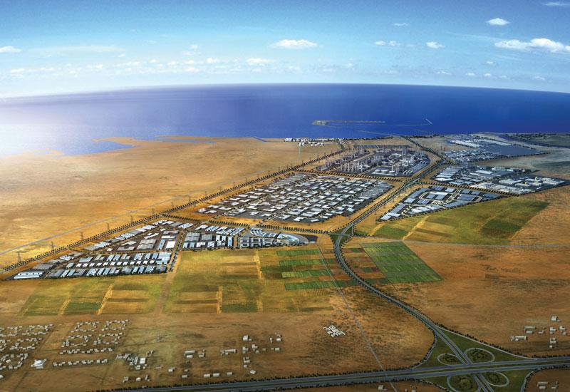 Khalifa Industrial Zone Abu Dhabi (KIZAD).