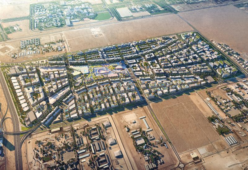 Aljada is a $6.5bn mixed-use development in Sharjah.