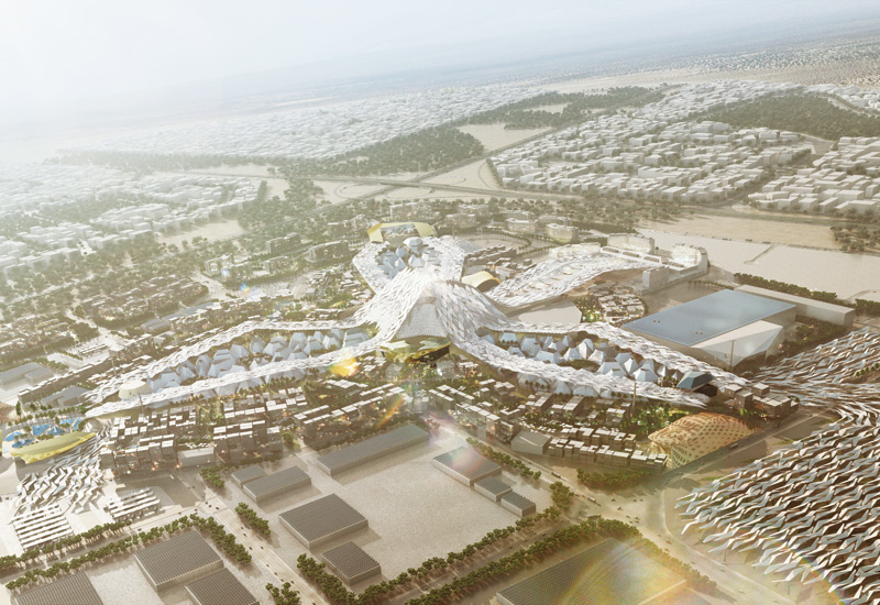 Major construction works at the Dubai Expo 2020 site will be completed a year before the Official Ceremony, HE Reem Al Hashimy said.