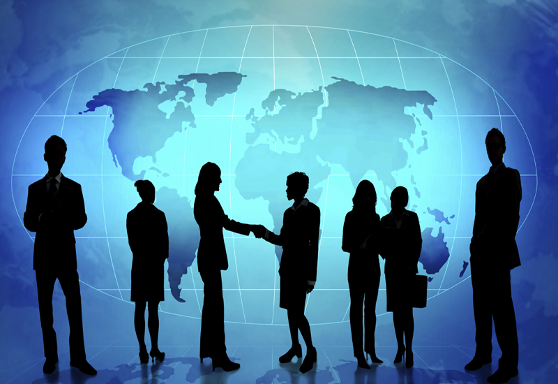 A distributed workforce creates challenges around managing at a distance, communication [Representational image].