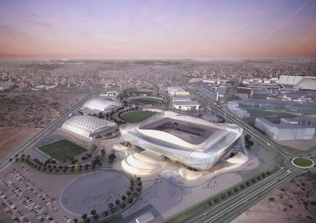 The Qatar-India JV have been appointed as the main contractors to build Al Rayyan Stadium.