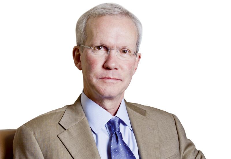 Bechtel, David Welch, President EMEA.