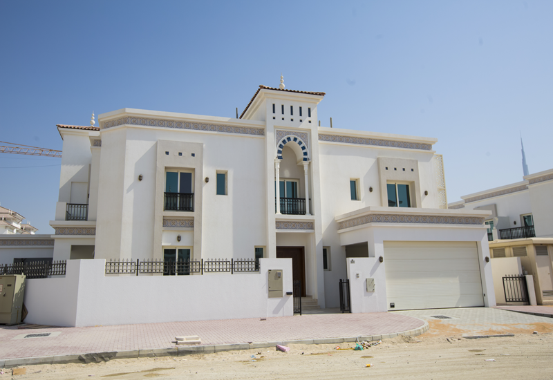 The $136m (AED500m) development is billed as a superior residential neighbourhood.