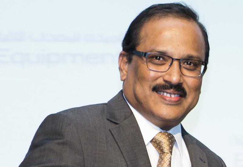 Arabian MEP Contracting, M. Vasanth Kumar, Chief Executive Officer.