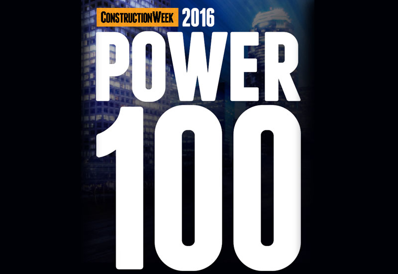 Power 100, 2016 Construction Week Power 100, Ahmadiah, Arabian construction company, Combined Group Contracting Co, Construction Week, Construction week power 100 2016, Kuwait, Mushrif Trading and Contracting Co, SSH