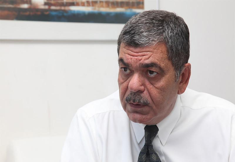 Hill International, Mohammed Al Rais, Regional President.