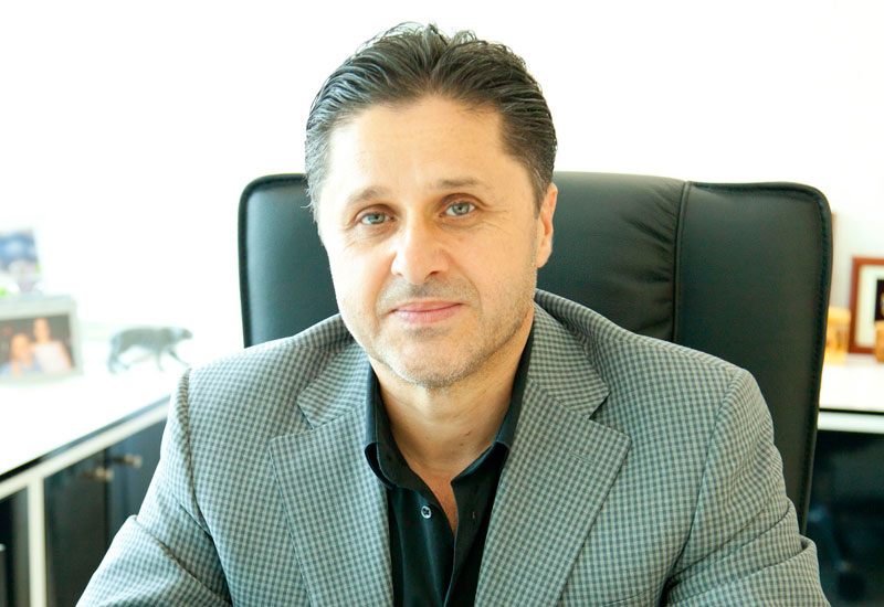 Faris Saeed, CEO, Diamond Developers.