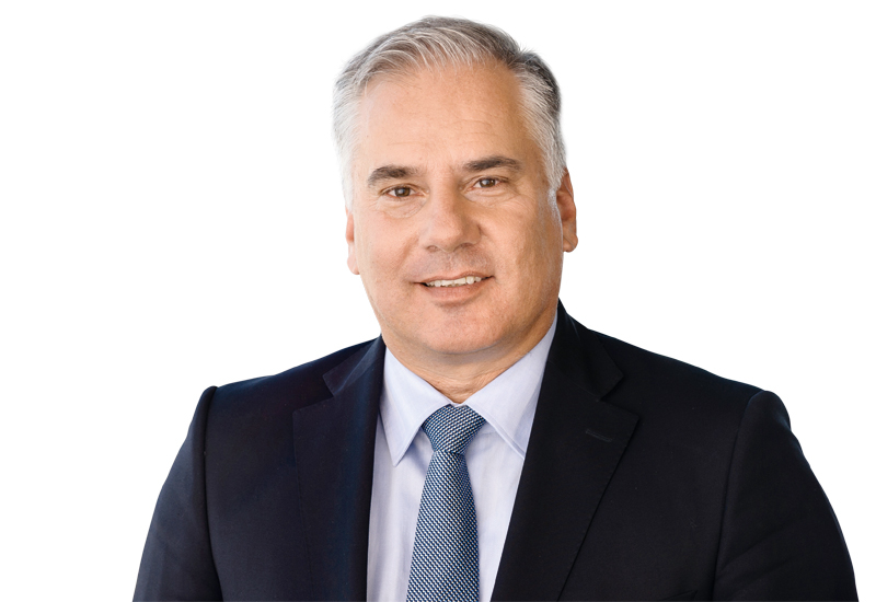 Porr Qatar Construction WLL, Thomas Stiegler, Managing Director / Executive Board Member.