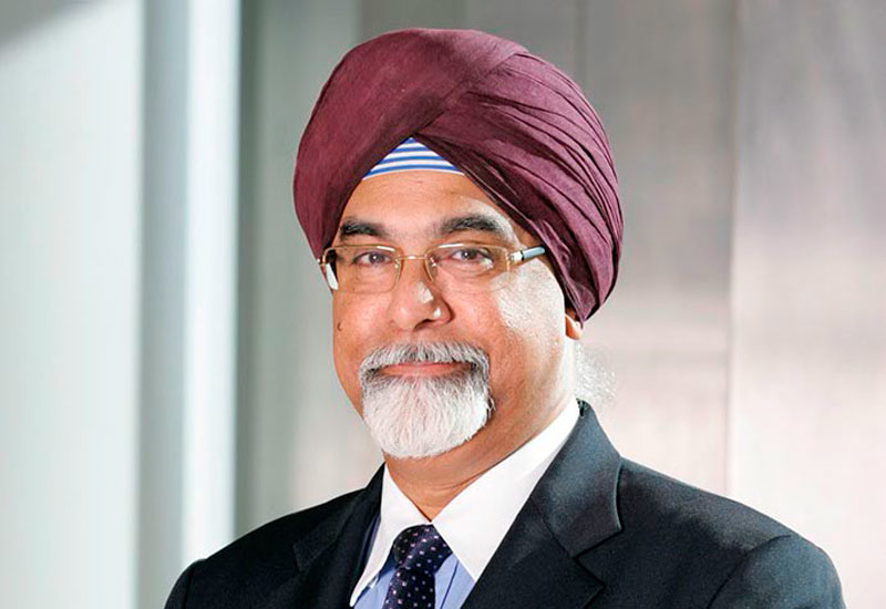 Gurjit Singh, Senior VP, Dubai World Trade Centre.