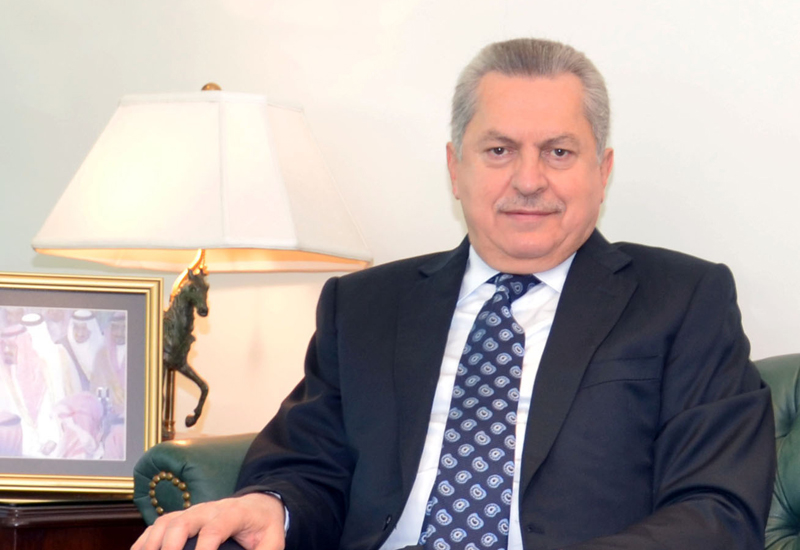 Imad Gholmieh.