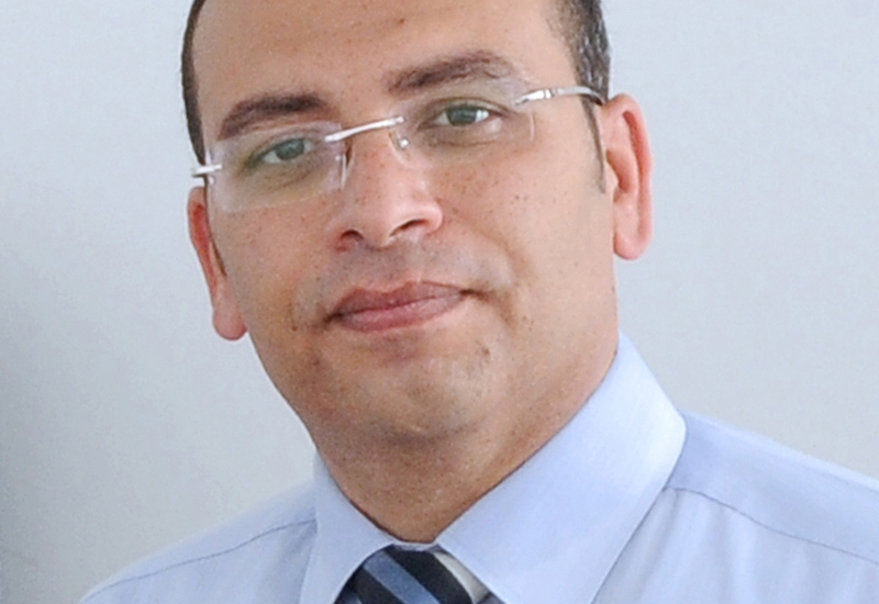Jaidah Group (Jaidah Equipment), Ayman Ahmed, Managing Director.