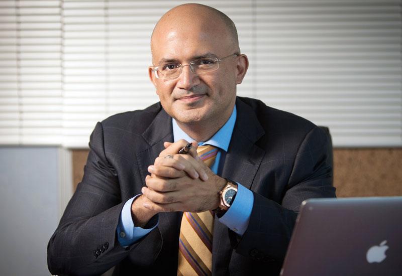 Navin Valrani, CEO, Al Shirawi FM.