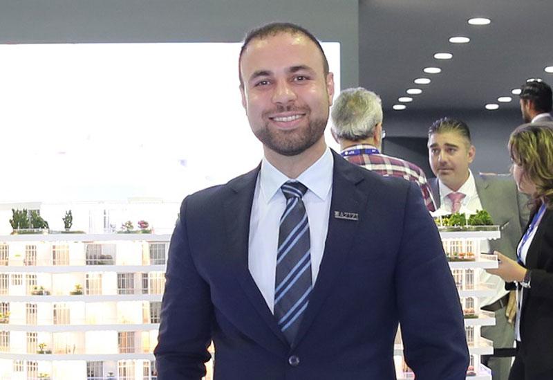 Farhad Azizi, CEO, Azizi Developments.