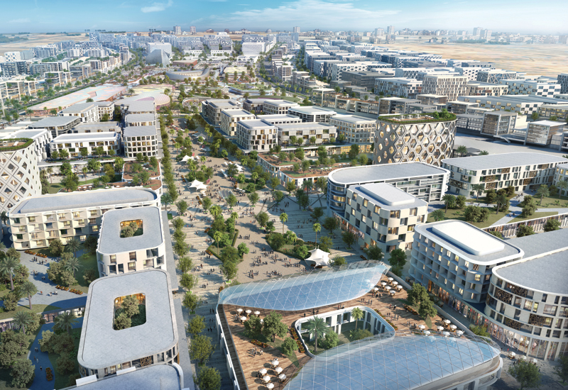 Arada plans to award the main construction contract for Phase 1 of its $6.5bn Aljada development in January 2018.