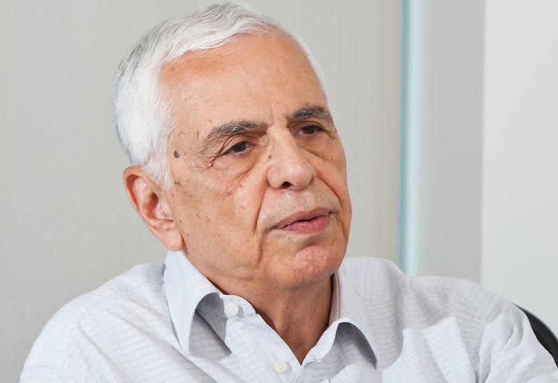 4. Ghassan Merehbi, Chairman and founder, Arabian Construction Company