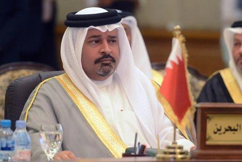 Sheikh Ahmed bin Mohammed Al Khalifa [YASSER AL-ZAYYAT/AFP/Getty Images].