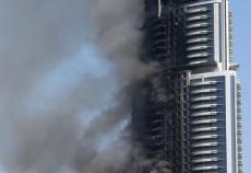 Civil Defence Chief says no fire safety issue with exterior cladding on buildings in the emirates.