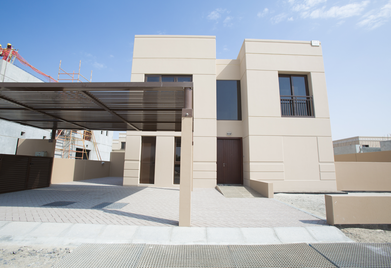 Al Zahia will offer around 1,000 apartments ranging from studio to two-bedroom units.